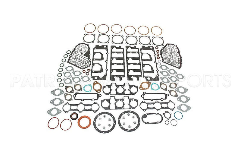 ENGINE FULL GASKET SET - 2.0L H6 PORSCHE 911 914 WRIGHTWOOD RACING- GAS90110090201WRI