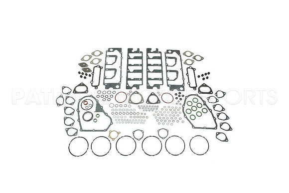 ENGINE GASKET SET - CYLINDER HEADS - PORSCHE 911 CARRERA 3.2L- GAS93010090704
