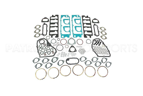 ENGINE GASKET SET - CYLINDER HEADS - PORSCHE 911 CARRERA 3.2L WRIGHTWOOD RACING- GAS93010090704WRI
