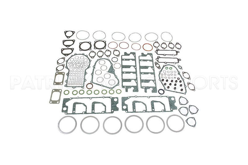 Engine Gasket Set - Cylinder Heads 1991 - 1992 / Porsche 964 Turbo 3.3L GAS 930 100 908 03 VIC / GAS 930 100 908 03 VIC / GAS-930-100-908-03-VIC / 930.100.908.03./ 93010090803