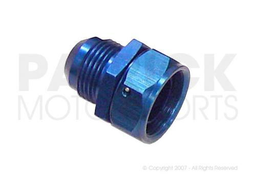 UNION ADAPTER FITTING AN-12 MALE TO 30MM FEMALE- HAR73012DFEM