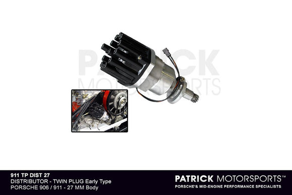 Twin Plug Ignition Distributor System Early Case 27mm IGN 911 TP DIST 27 / IGN 911 TP DIST 27 / IGN-911-TP-DIST-27 / IGN.911.TP.DIST.27 / IGN911TPDIST27
