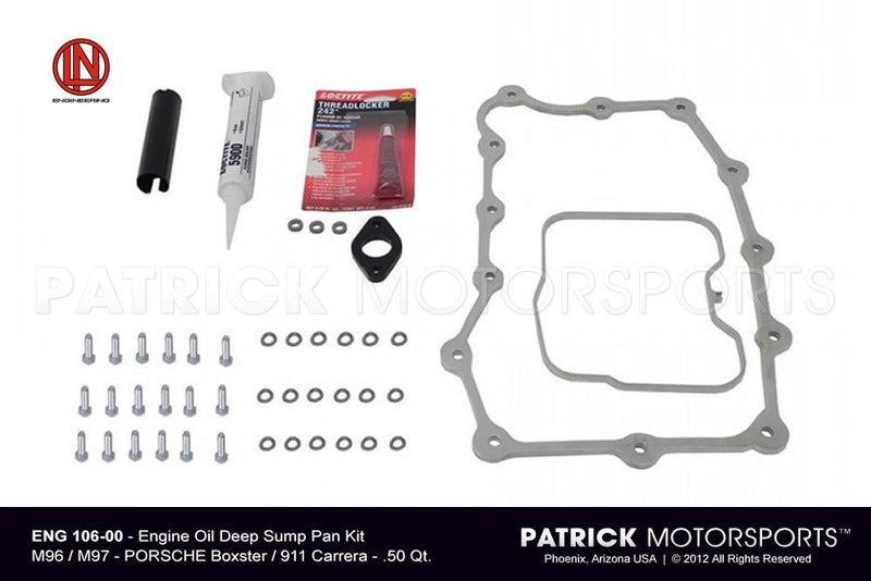 ENGINE OIL DEEP SUMP KIT - 996 986 BOXSTER- ENG10600
