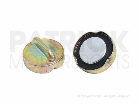 Engine Oil Filler Cap Bayonet Type Cap / 1973 - 1998 / Porsche 911 / 930 / 964 / 993 / Turbo OIL 911 107 072 02 GER / OIL 911 107 072 02 GER / OIL-911-107-072-02-GER / OIL.911.107.072.02.GER / 91110707202GER / 911 107 072 02