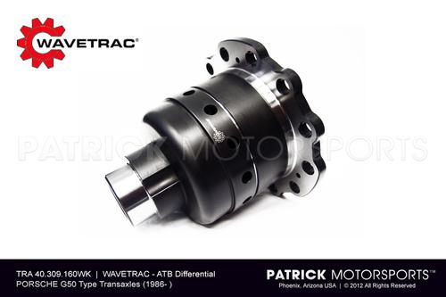 Wavetrac ATB Differential for Porsche 911 / 964 / 993 G50 5 Speed and 6 Speed Transmissions TRA 40 309 160 WT / TRA 40 309 160 WT / TRA-40-309-160-WT / TRA.40.309.160.WT / TRA40309160WT