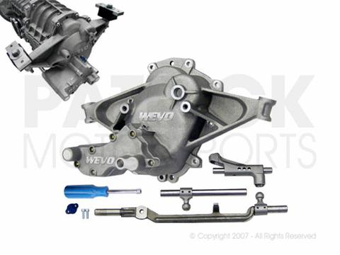 914 To 915 Conversion Tail Shift Kit TRA 914 915 WEVO ME TS PMP /