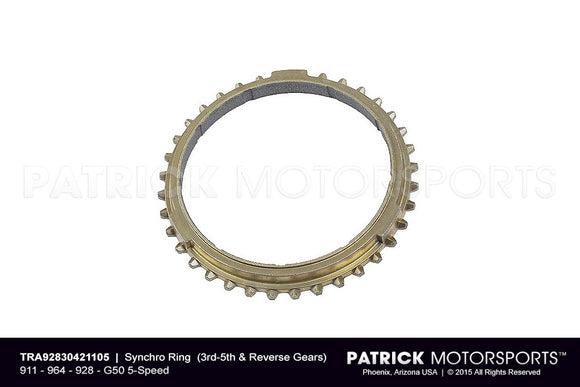 SYNCHRO RING - PORSCHE 911 - 964 - 928 - G50 5 SPEED- TRA92830421105