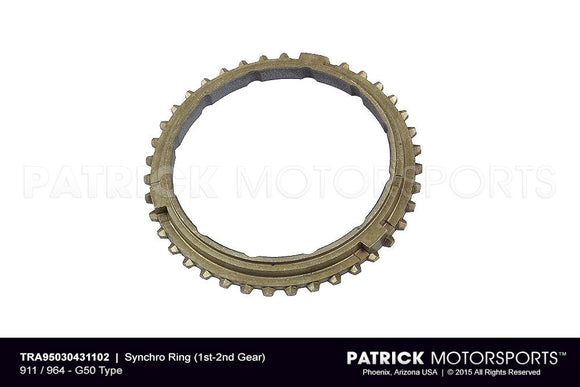 SYNCHRO RING - (1ST-2ND GEAR) - PORSCHE 911 / 964 - G50 TYPE- TRA95030431102