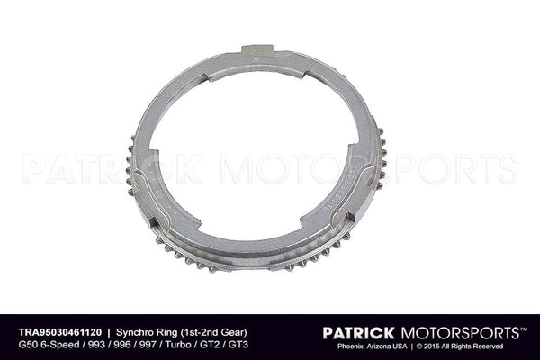 SYNCHRO RING - 1ST-2ND GEAR G50 6-SPD- TRA95030461120