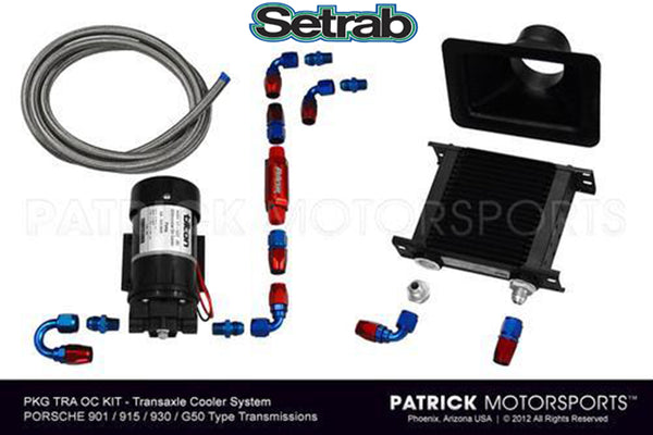G50 930 915 Porsche 911 901 Transmission Oil Cooler System - Trans Gearbox (TRA 901 OIL CLK PMS)