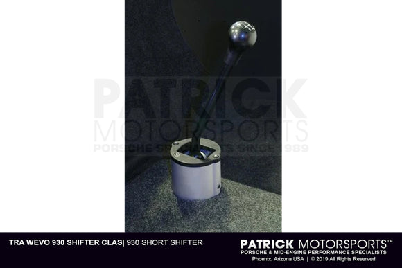 Porsche 911 Turbo - 930 Short Shifter - Classic Style TRA WEVO 930 SHIFTER CLAS / TRA WEVO 930 SHIFTER CLAS / TRA-WEVO-930-SHIFTER-CLAS / TRA.WEVO.930.SHIFTER.CLAS / TRAWEVO930SHIFTERCLAS