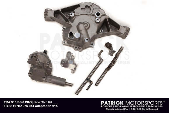 Porsche 916 Tail Shift Kit For 914 To 915 Transmission Conversions (TRA 914 915 916 ME TS PMS)
