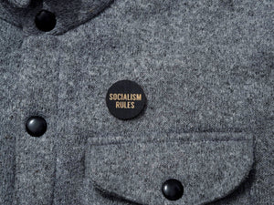 """Socialism rules"" button"