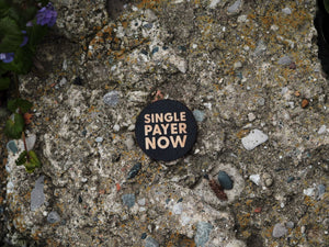 """Single Payer Now"" button"