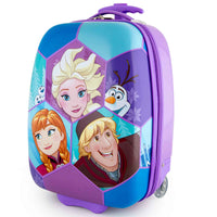 Kids Hardshell Suitcase - Frozen
