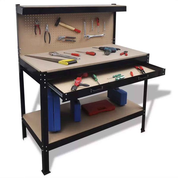 Steel Workshop Workbench