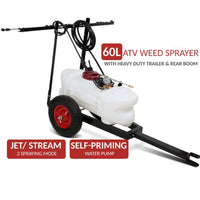 ATV Weed Sprayer