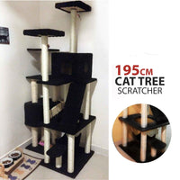 Tall Cat Scratching Post