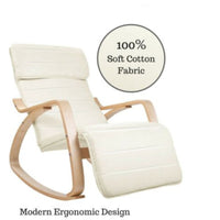 Adjustable Rocking Arm Chair