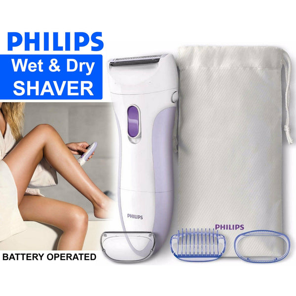Philips Womens Electric Shaver