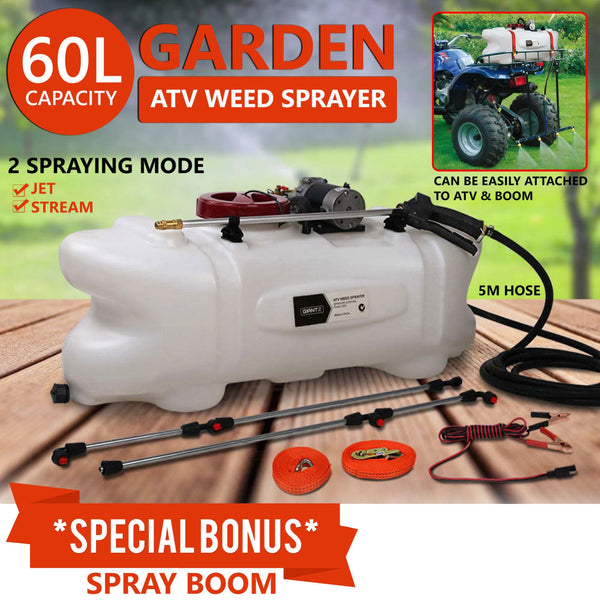 Garden ATV Sprayer