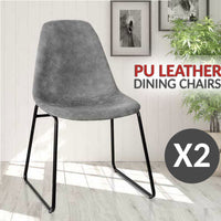 PU Leather Dining Chairs