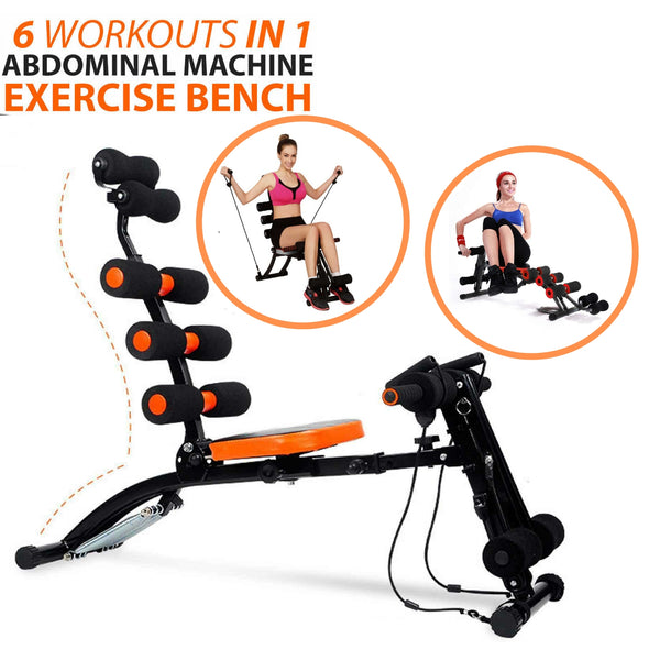 Abdominal Exercise Bench