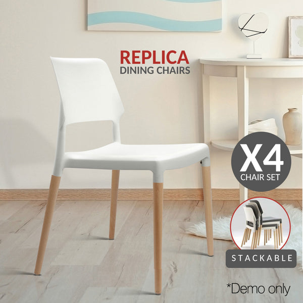 Replica Dining Chair Set