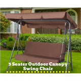 Outdoor Canopy Swing