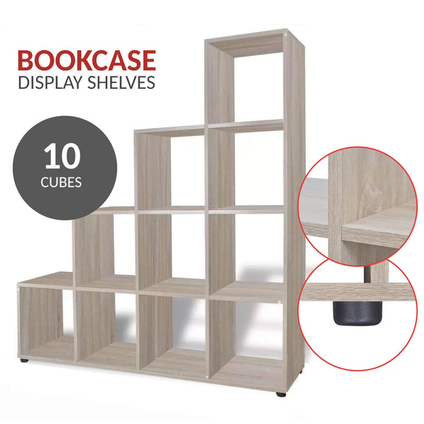 Bookcase Display Shelves