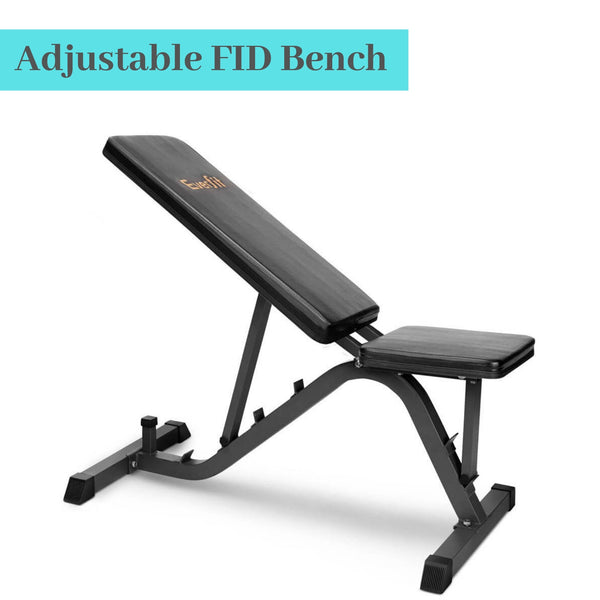Adjustable FID Bench