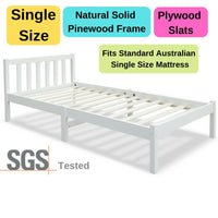 Single Size Bed Frame