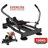 Foldable Exercise Rowing Workout Machine