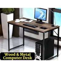Simple Wooden Desk
