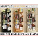 Deluxe Display Shelving