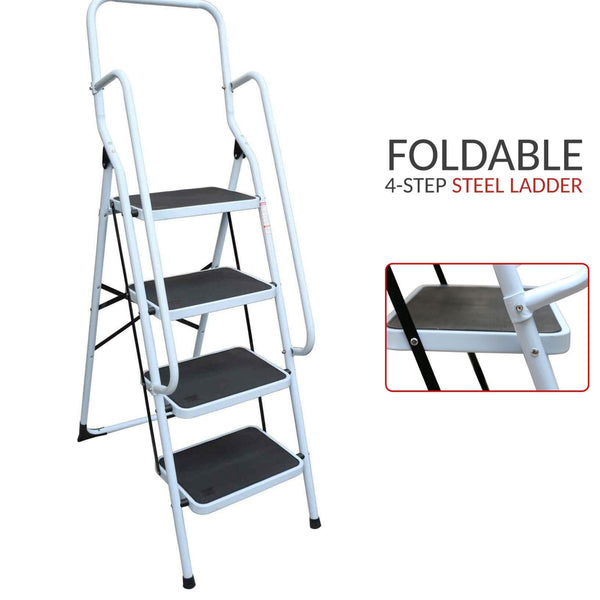 Foldable Steel Ladder