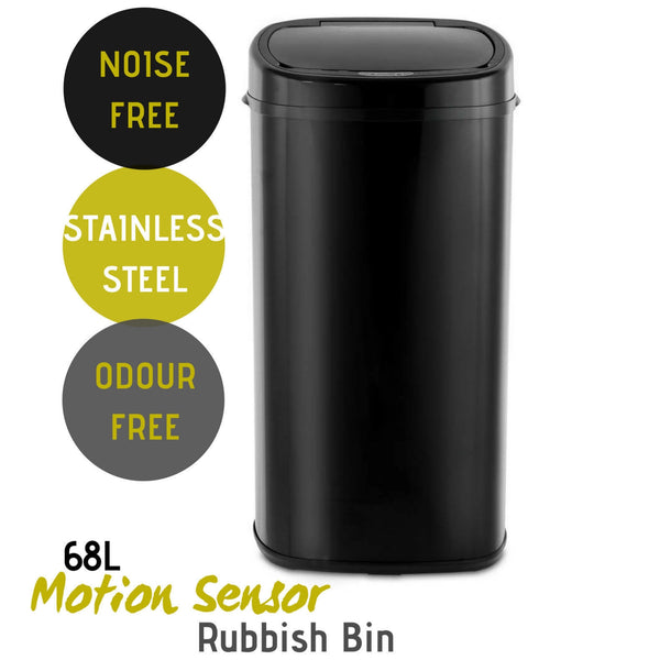 Motion Sensor Rubbish bin