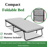 Compact Portable Bed