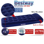 Single Size Air Bed