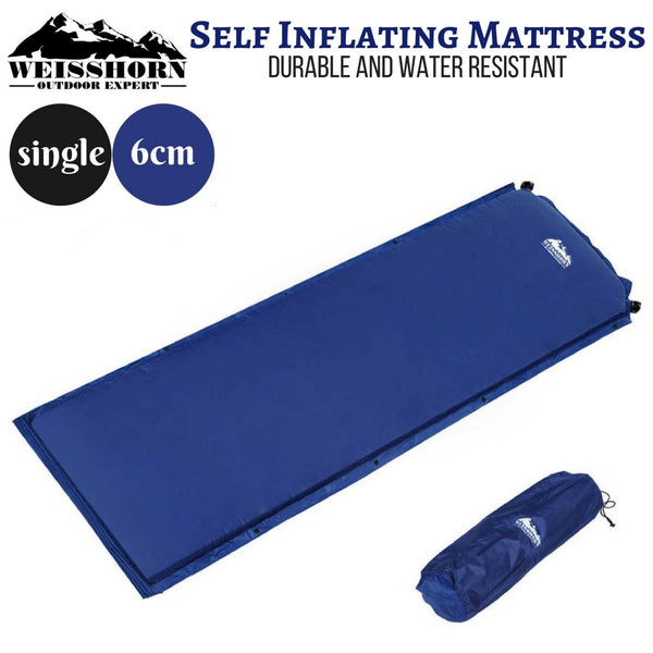 Single Self Inflating Mattress