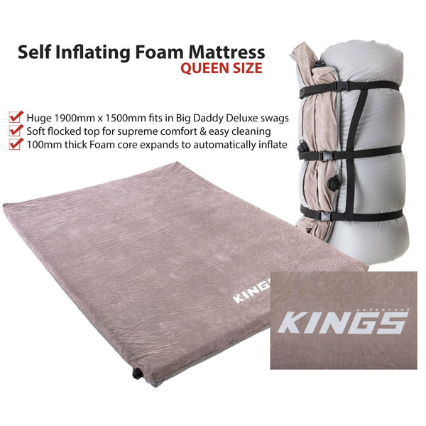 Self Inflating Foam Mattress