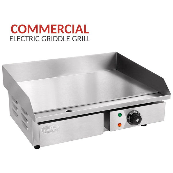 Commercial Electric Griddle