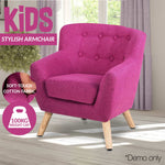 Kids Padded Armchair