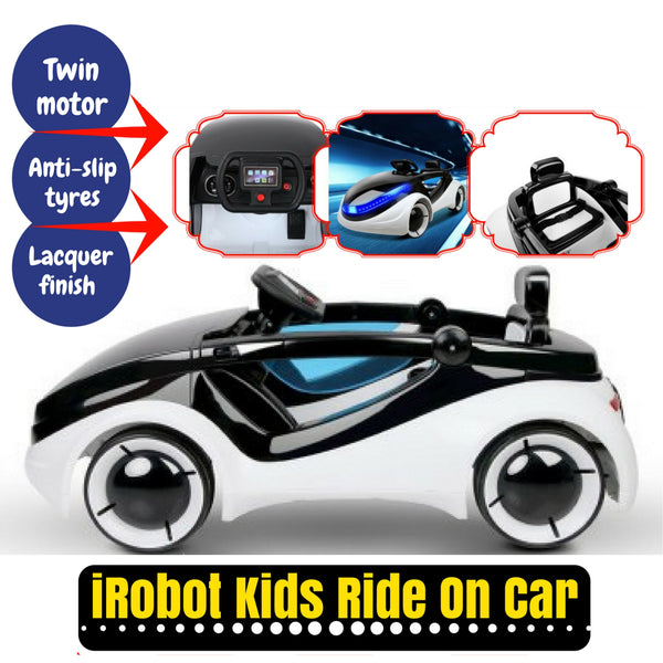 I Robot Ride On Car