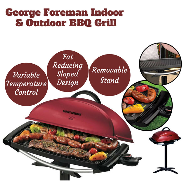 Indoor Outdoor BBQ Grill