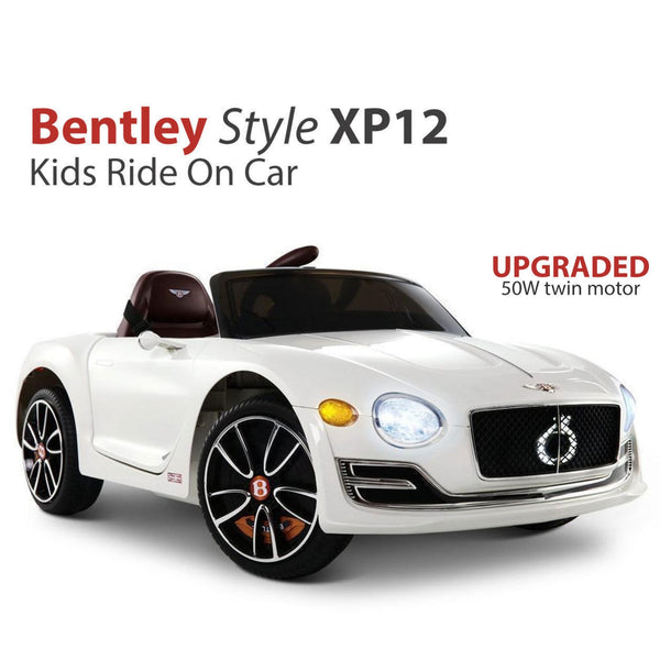 Kids Bentley Ride on Car