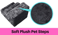 3 Step Plush Pet Steps