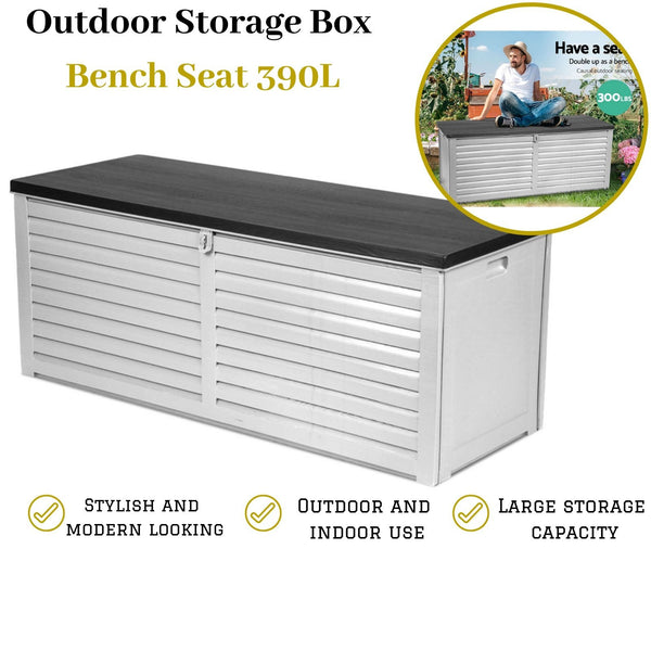 390L Outdoor Storage Box