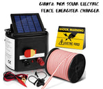 Solar Power Electric Fence