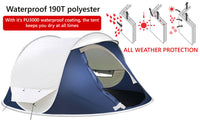 Portable Family Tent